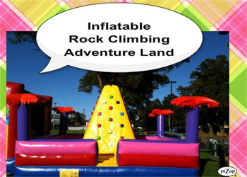 Adventure Land Climbing Pyramid